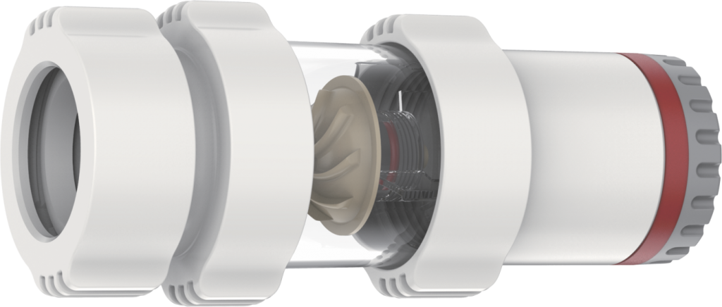 MAGdrain клапан за умивалници с гофре или ПВЦ тръба