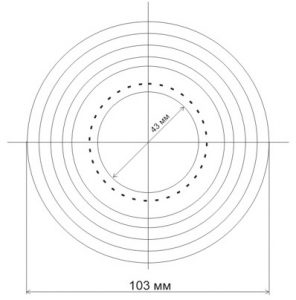 MAGdrain Bulgaria размери на диск